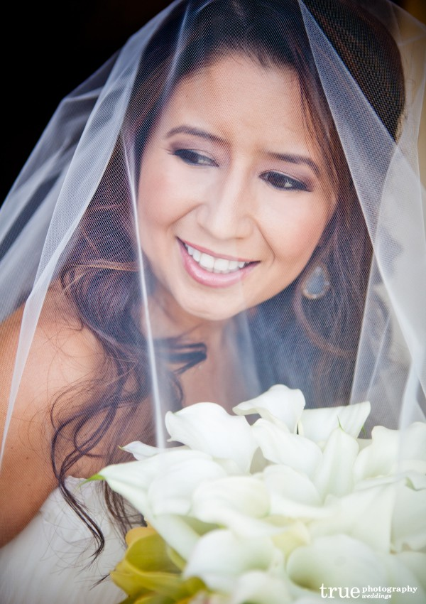 San Diego Wedding Hair and Makeup by Brittany Gharring