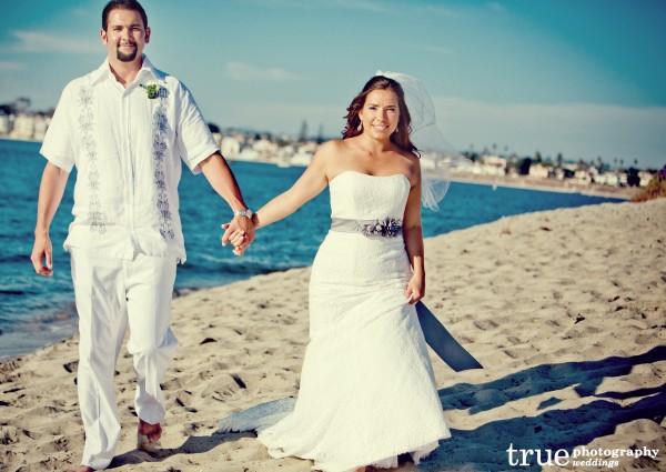 Wedding with I Do Weddings at San Diego Rowing Club