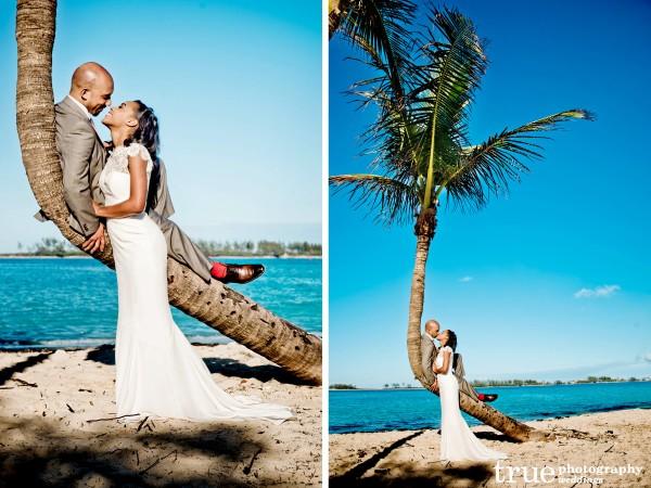 Destination Wedding On Bahamas Cruise