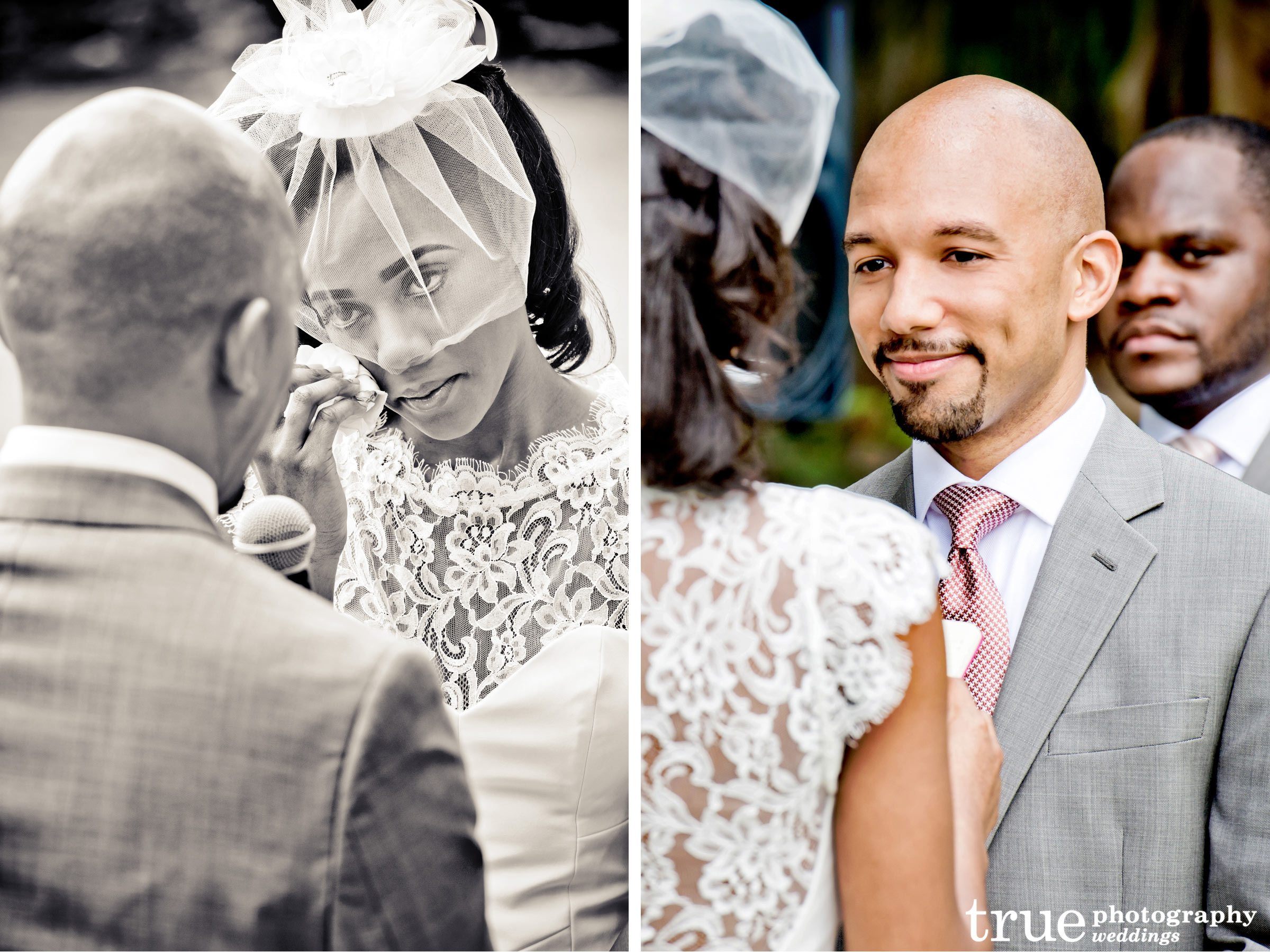 A Destination Wedding on a Cruise to the Bahamas | Beatrice and Charles