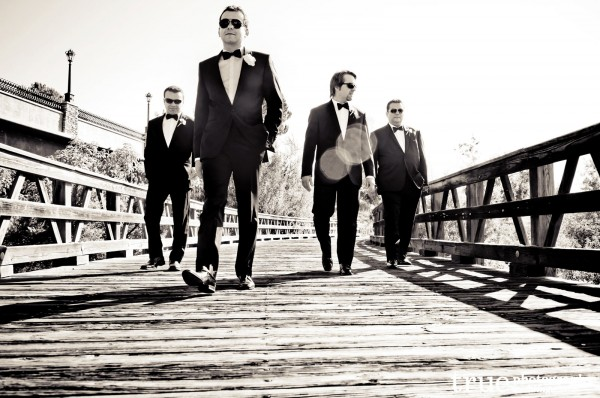 Groom-and-groomsmen-before-wedding-at-the-Crosby-Club