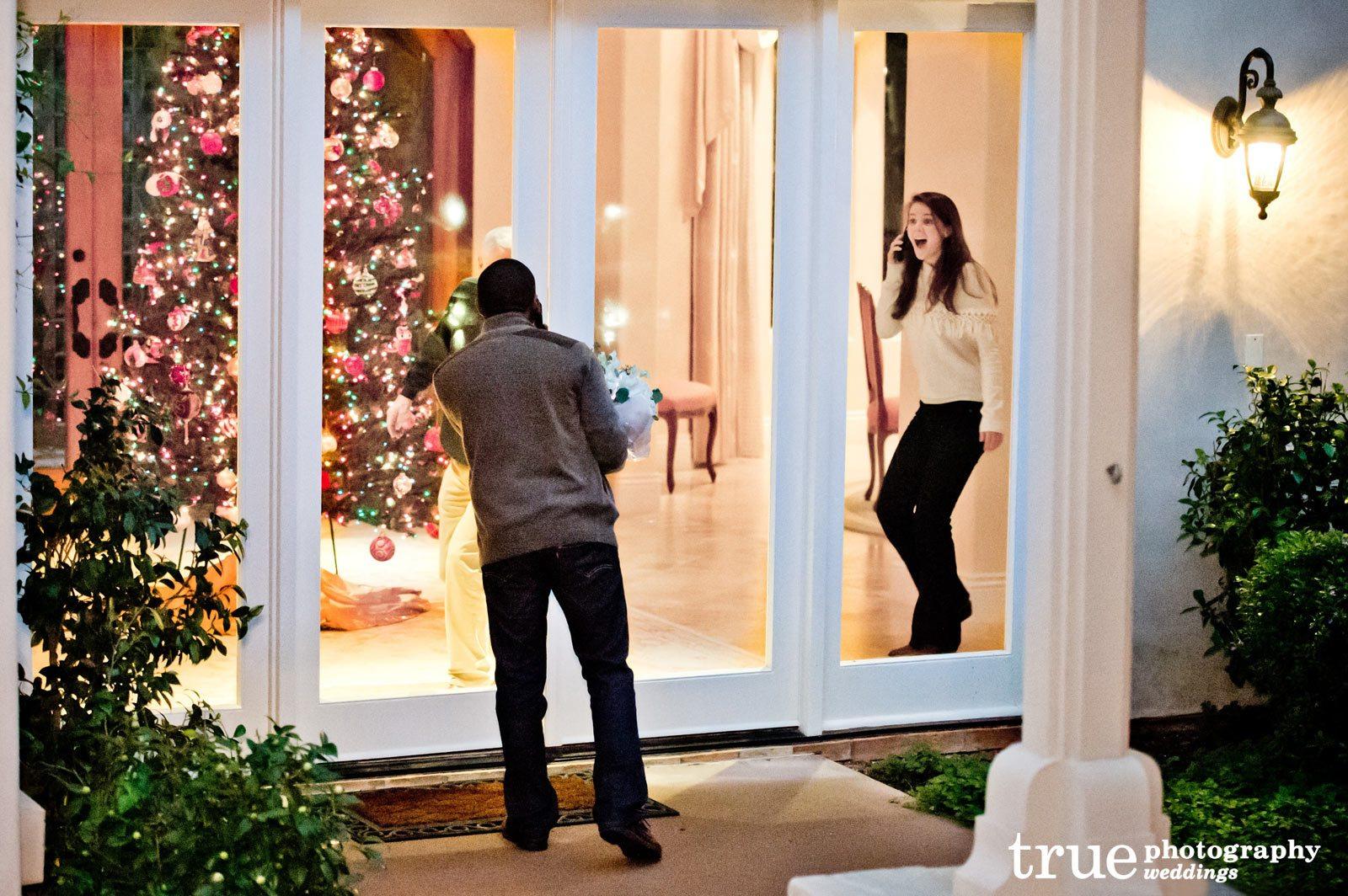 Proposal photo shoot surprise engagement rancho santa fe for Surprise engagement photo shoot