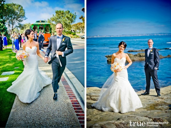 _Wedding reception at the Lodge at Torrey Pines with Crown Weddings