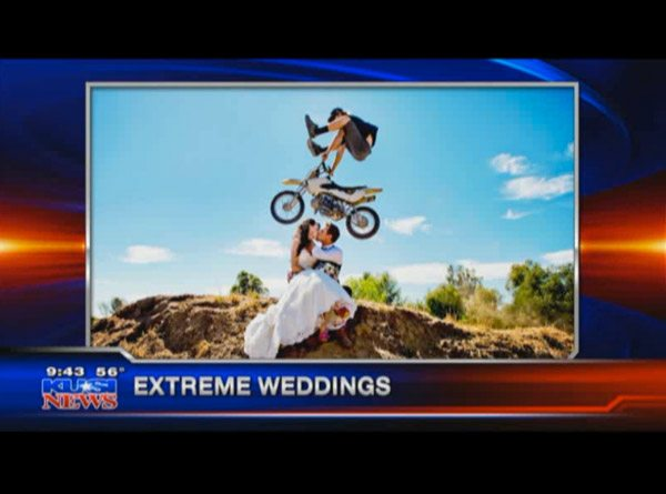 Example of True Photography image shared on KUSI TV
