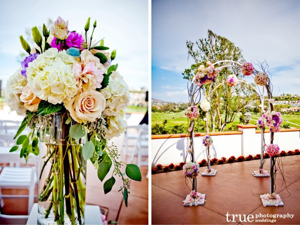 La-Costa-Resort-Wedding-Flowers-by-Moments-in-Bloom