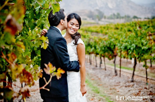 Orfila Winery Wedding
