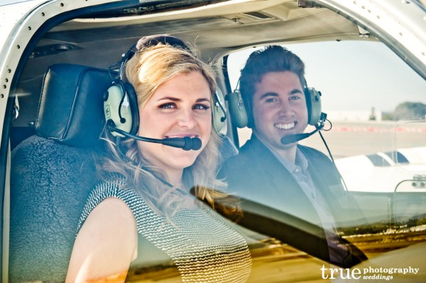 Engagement-Shoot-on-an-Airplane-in-San-Diego