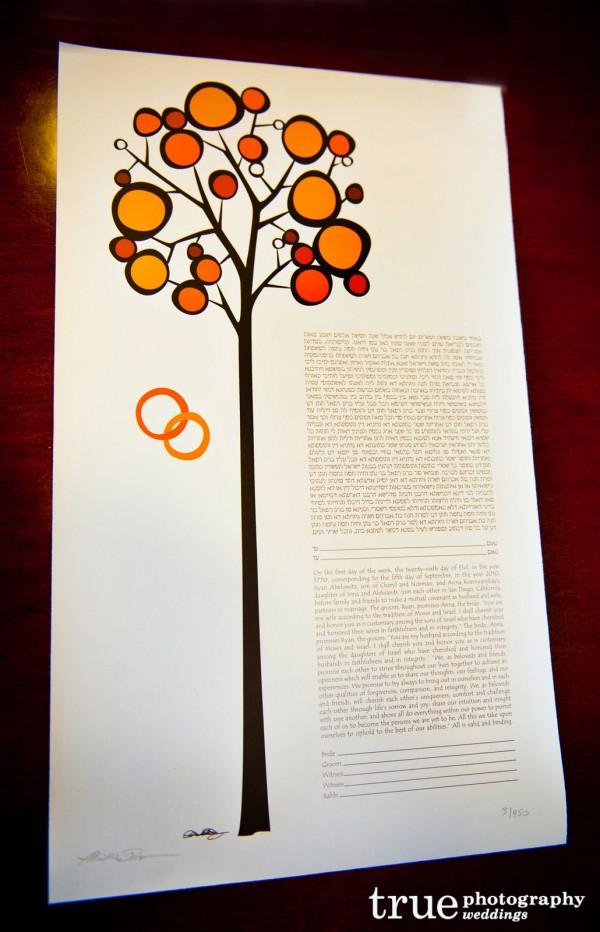 Jewish-Weddings-San-Diego-Katubah copy 7