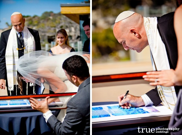 San-Diego-Jewish-Wedding-Katubah
