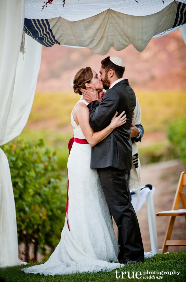 The-couple-was-married,-just-before-sunset-on-the-gorgeous-lawn-overlooking-our-majestic-vineyard-in-the-San-Pasqual-Valley.