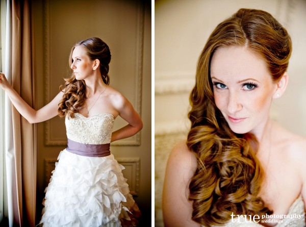 Wedding Hair and Makeup by Audra Rene