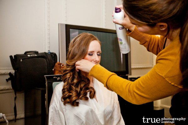 bride-hairspray
