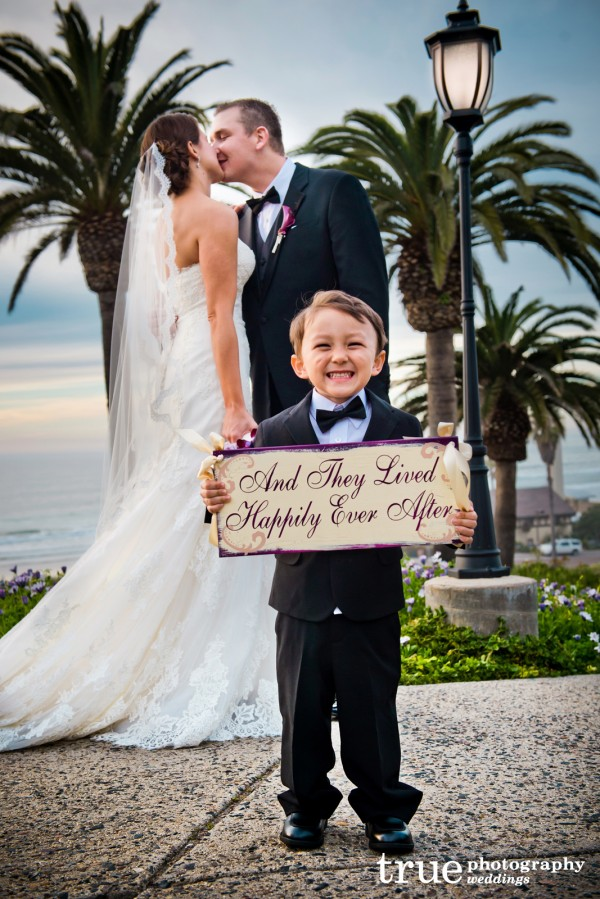adorable-little-boy-with-wedding-sign