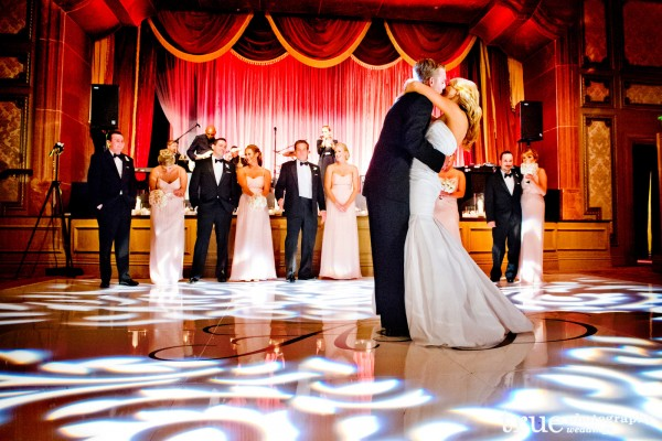 bride-groom-kiss-dance-floor
