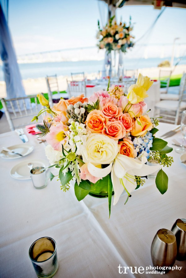 table-flowers