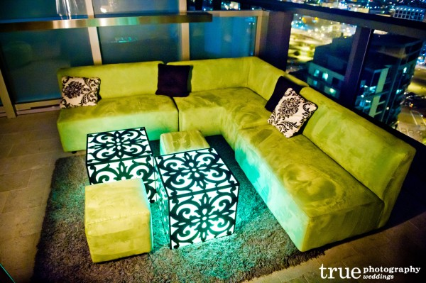 Green Couch by Lounge-Appeal-San-Diego-Weddings-