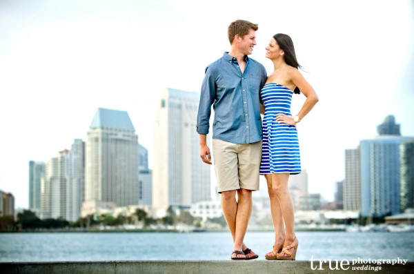 San-Diego-Engagement-Shoot-Downtown-