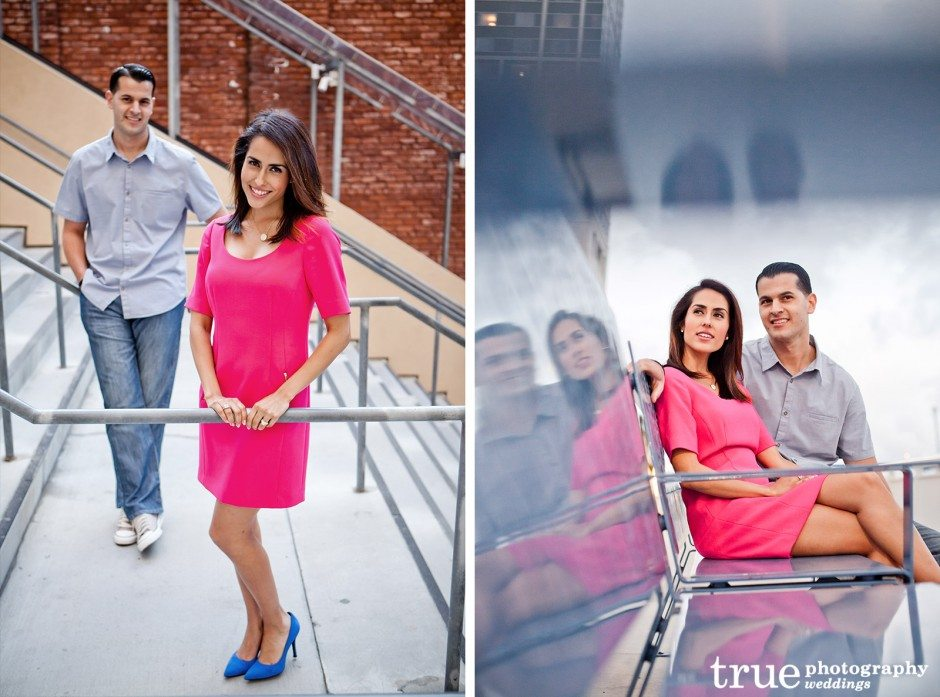 San-Diego-Engagement-Shoot-Gaslamp