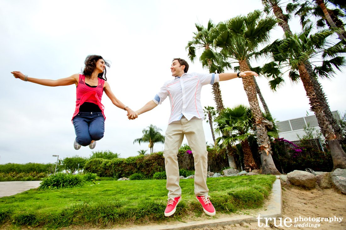 Fun-San-Diego-engagement-photo-shoot