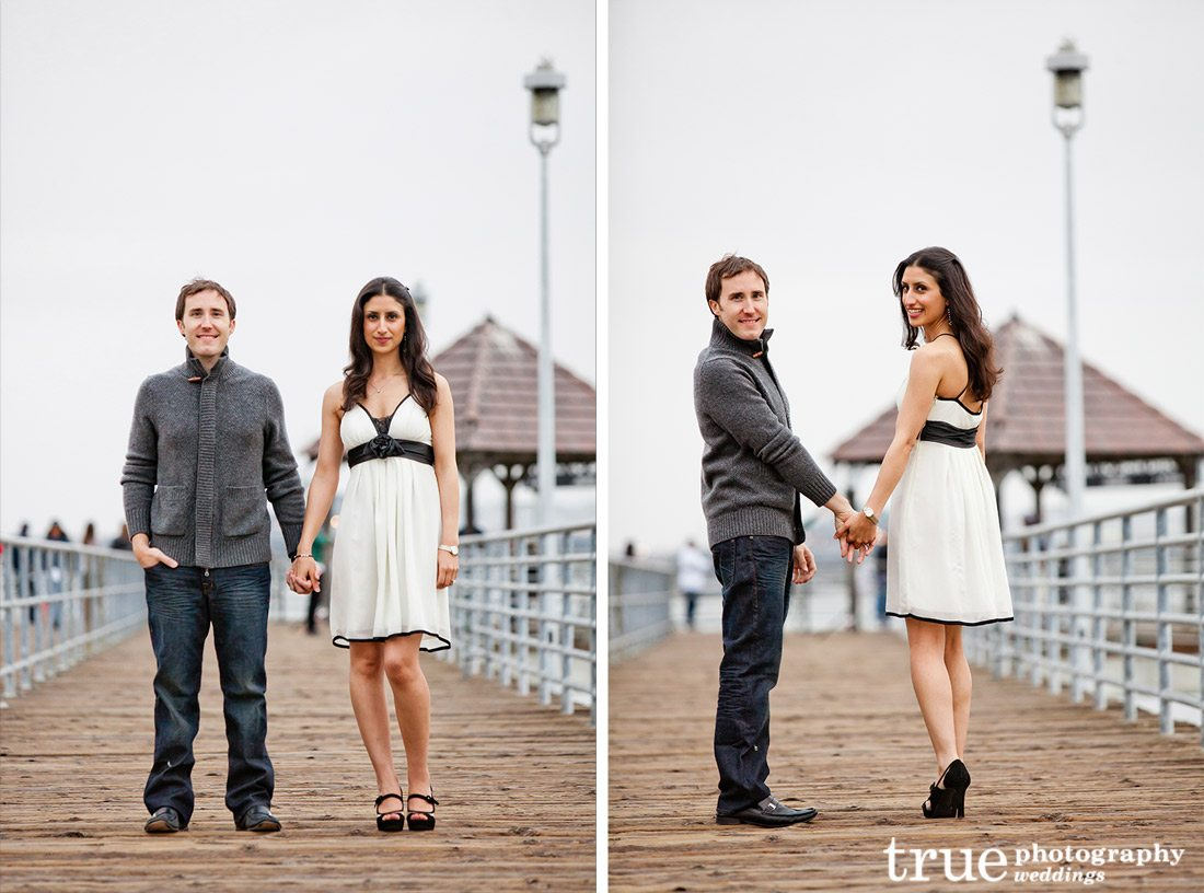 San-Diego-engagement-photo-shoot-on-a-dock