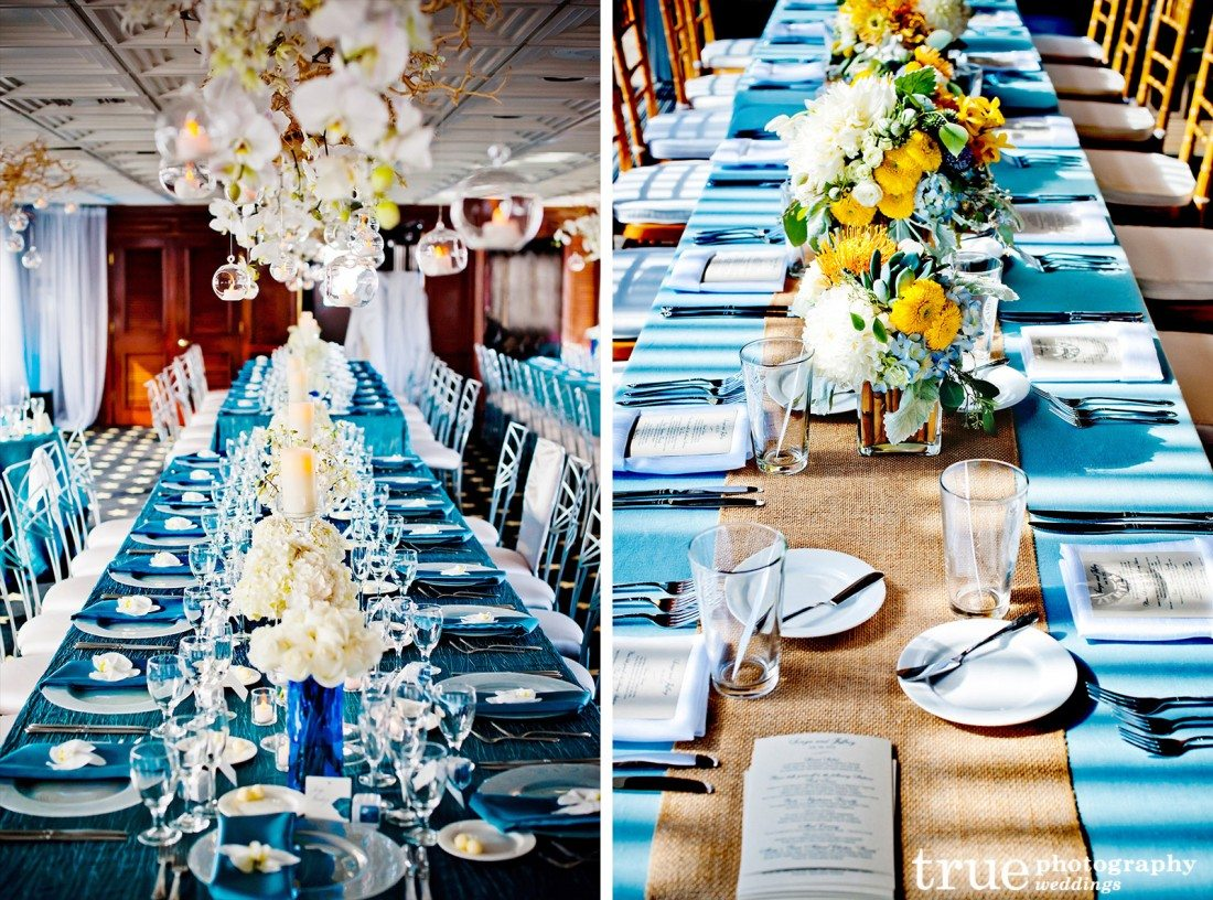 5 Ideas For A Great Beach Themed Wedding In Puglia: Five Wedding Tabletop Theme Style Tips
