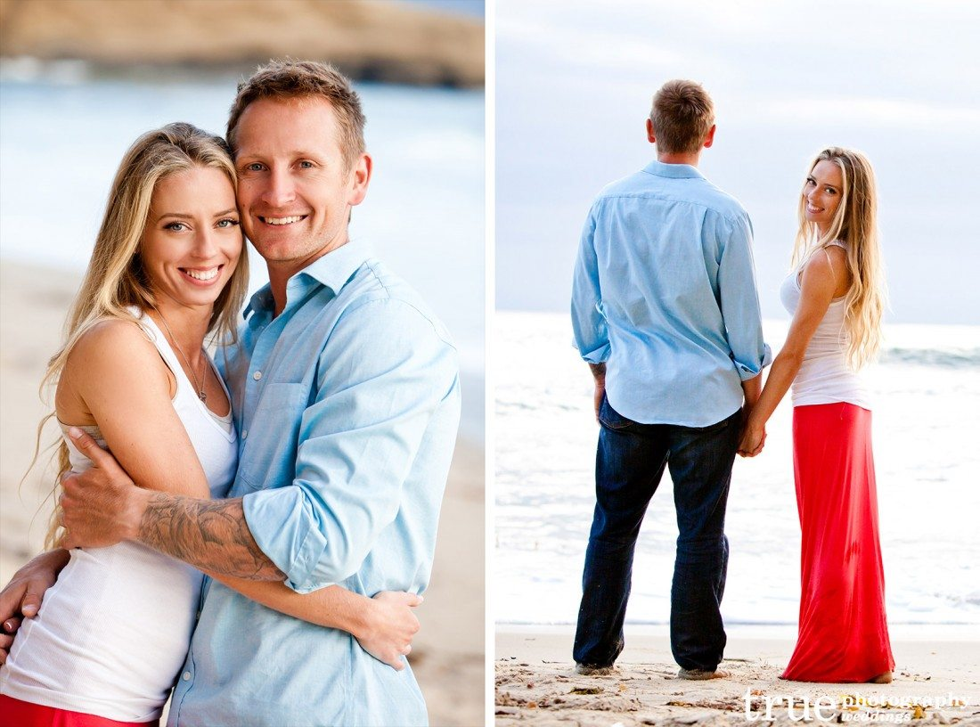Beach-engagement-Photo-Shoot-at-Sunset-Cliffs