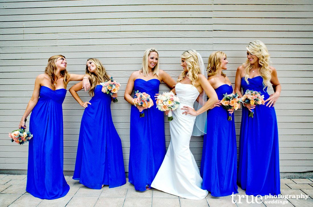 Bridesmaids Dresses by Color  Style and Trend Dress Photos  San ...