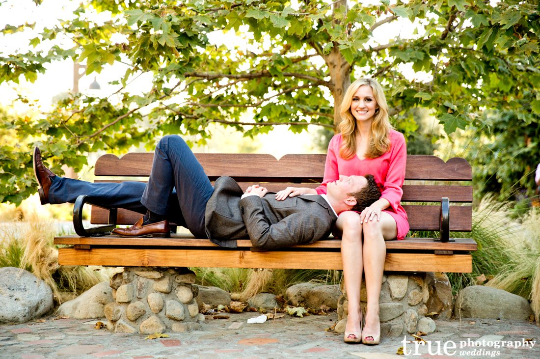 San Juan Capistrano Engagement shoot