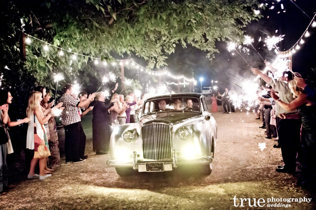 Sparkler-Grand-Exit-at-Wedding