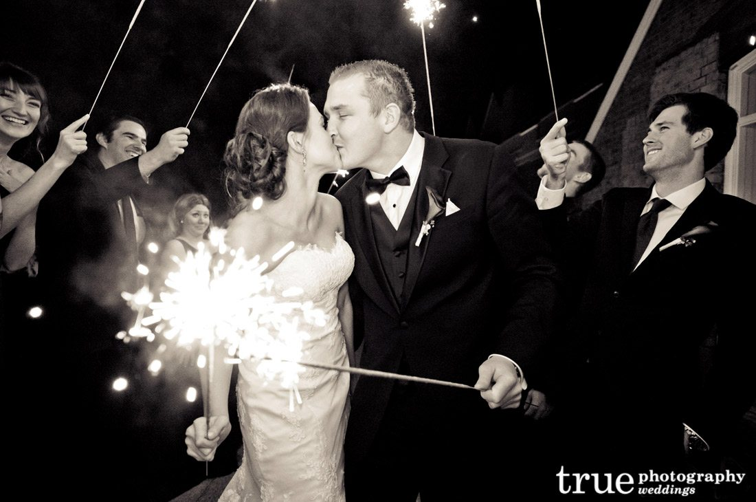 Sparklers-at-Wedding
