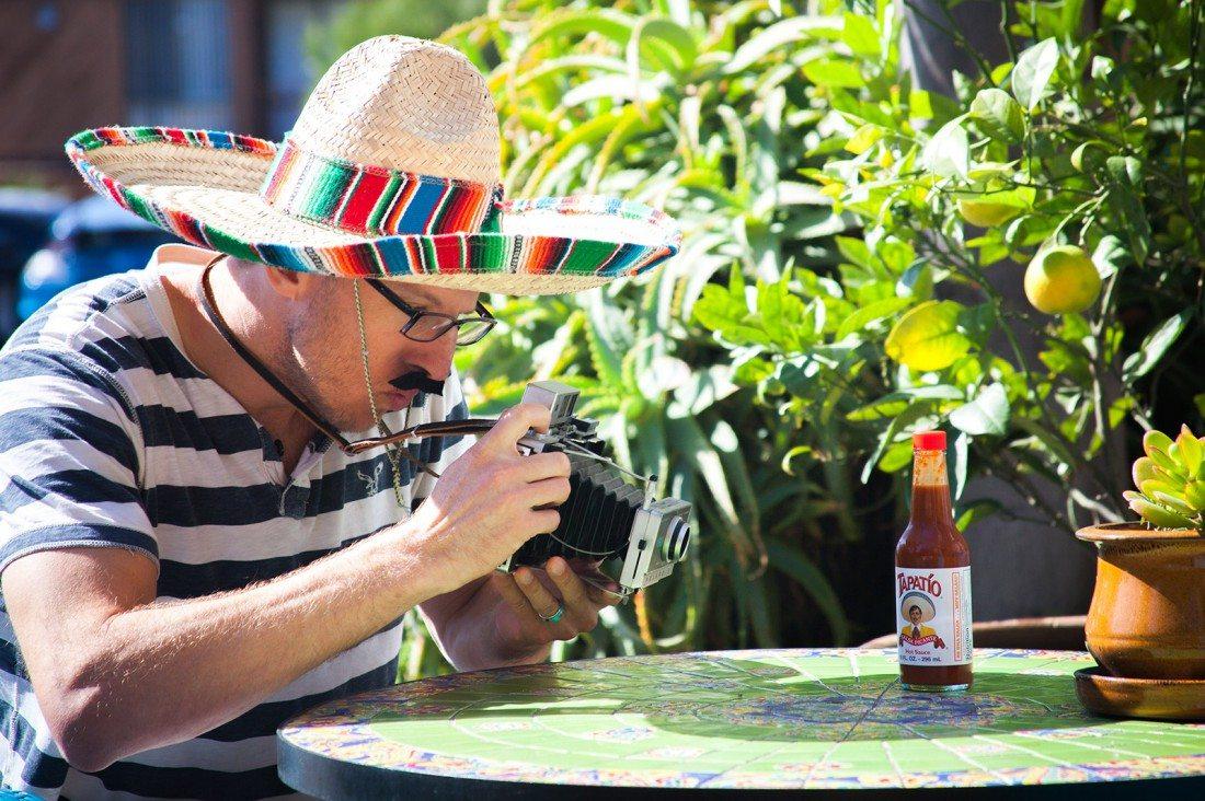 Photographer Aaron Feldman back in San Diego