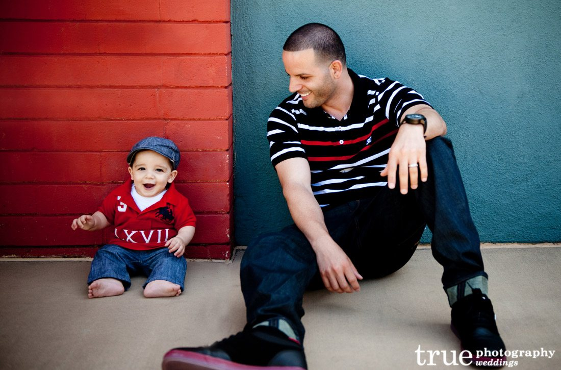 Holiday-photo-shoot-dad-and-son