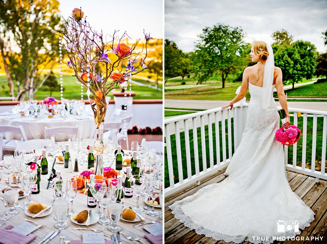 Outdoor Ceremony, Reception On The
