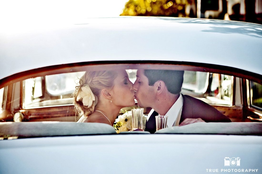 Classic Car Wedding Photos | Vintage Vehicles at Weddings