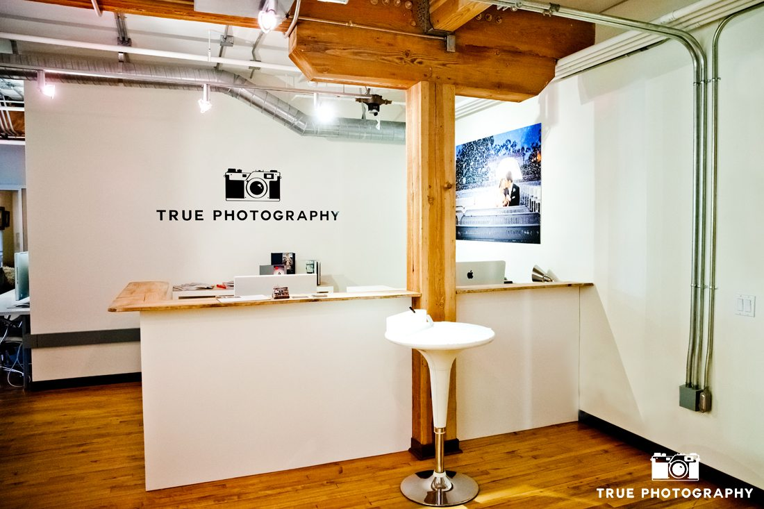 True Photography Studio Entrance