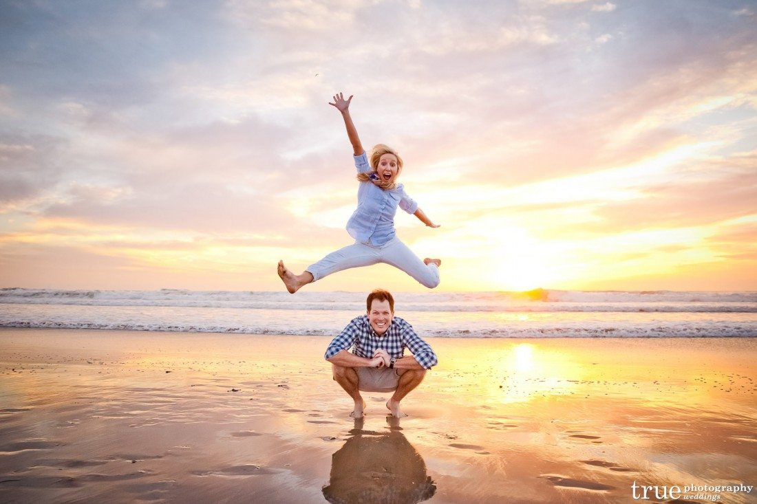 engagement bride leaping Ashlee_Jeff