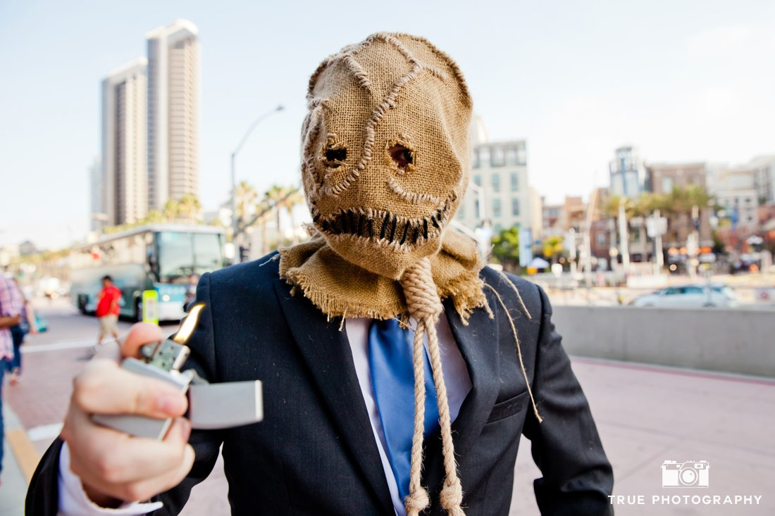Comic-Con 2014 best costumes scarecrow batman nemesis
