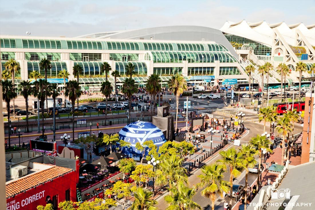 Comic-con 2014 overview convention center