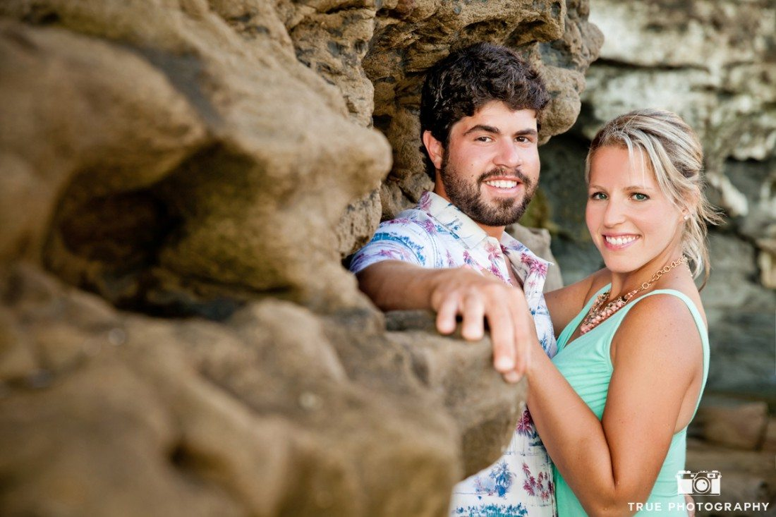 002Sunset Cliffs engagement shoot