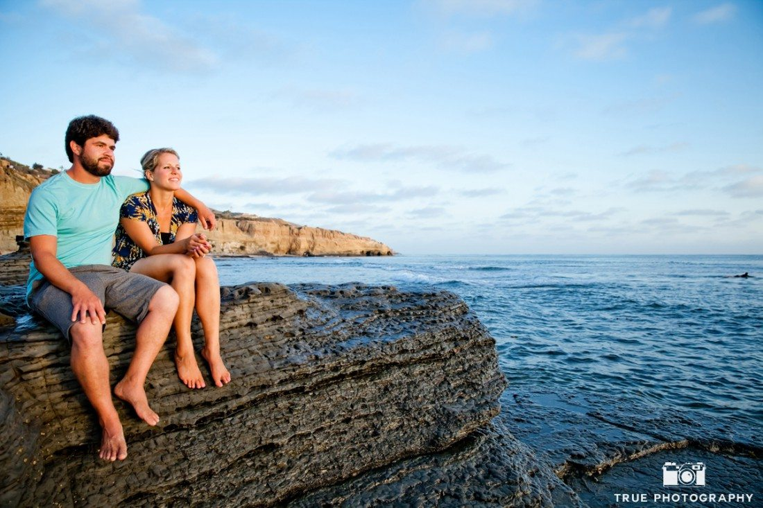 013Sunset Cliffs engagement shoot