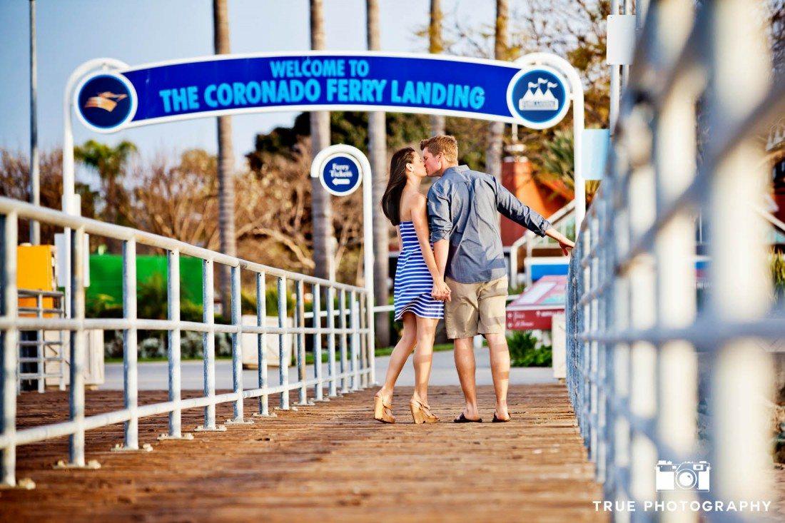 ferry landing at coronado