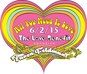 logo for Love Benefit Event