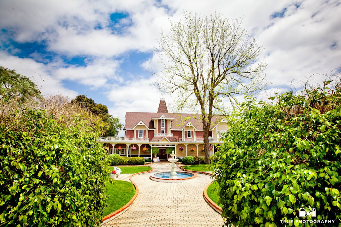 View of Beverly Mansion during daytime