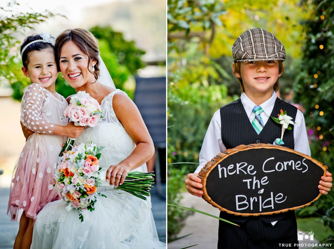 Cute photos of Flowergirls and ringbearers