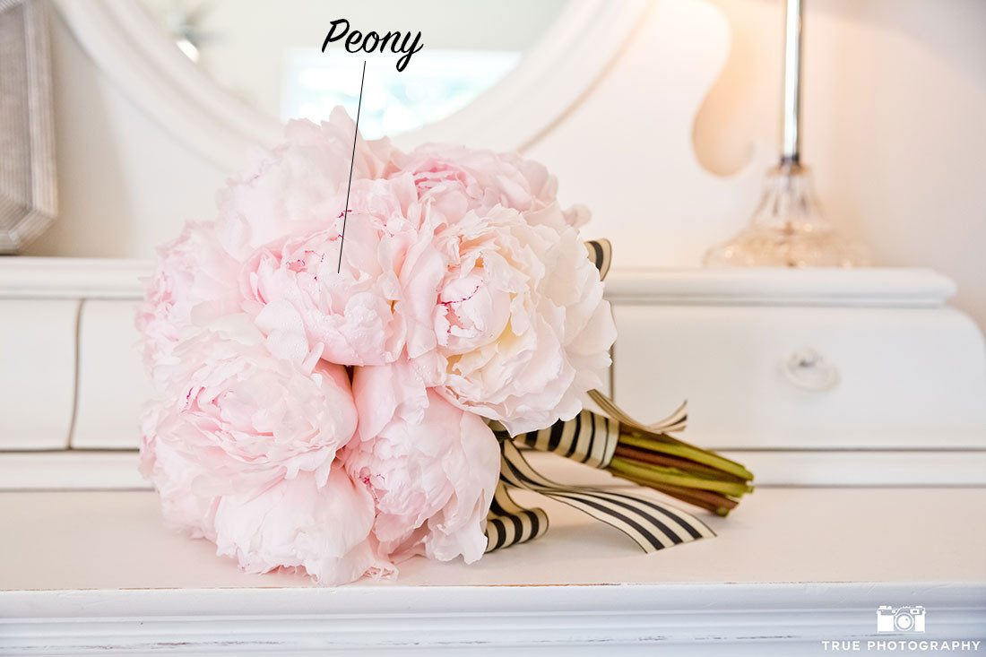 Classic pink Peony bouquet