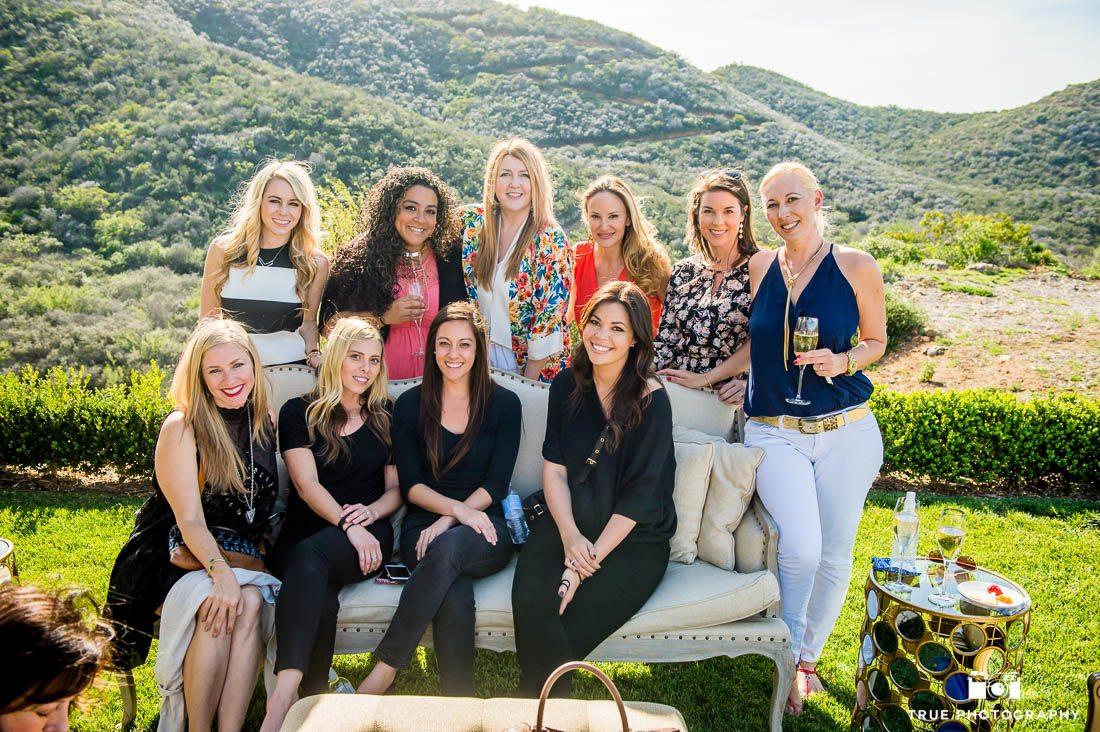 San Diego Wedding coordintors at Vista California event