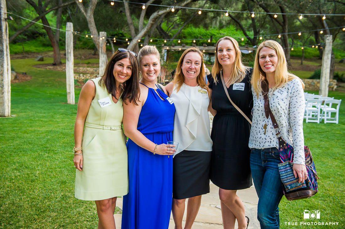 San Diego wedding coordinators at Vista Valley Country Club
