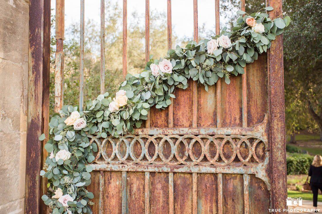 Vista Valley Country Club Wedding with Eucalyptus