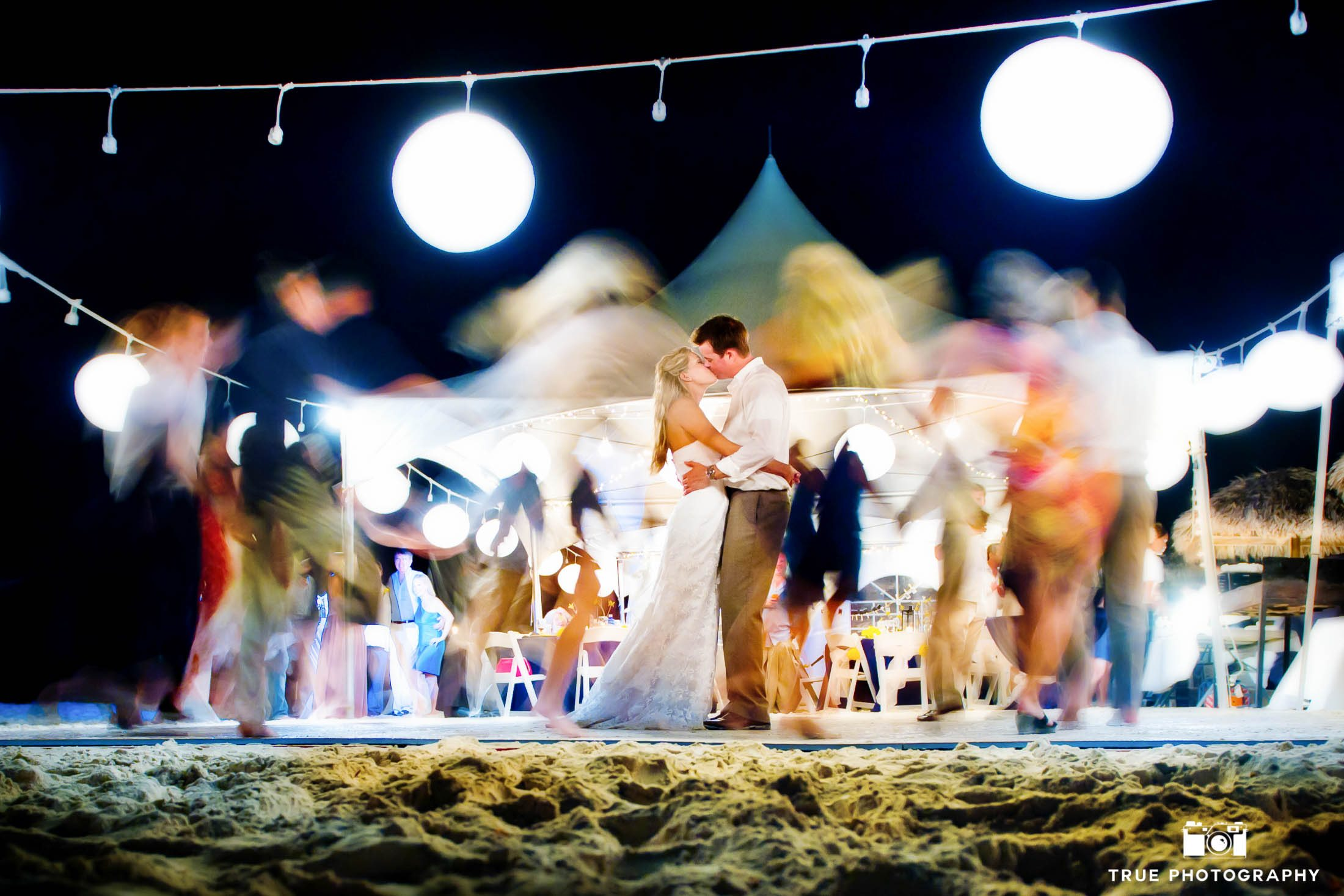 Caribbean destination wedding in Turks and Caicos