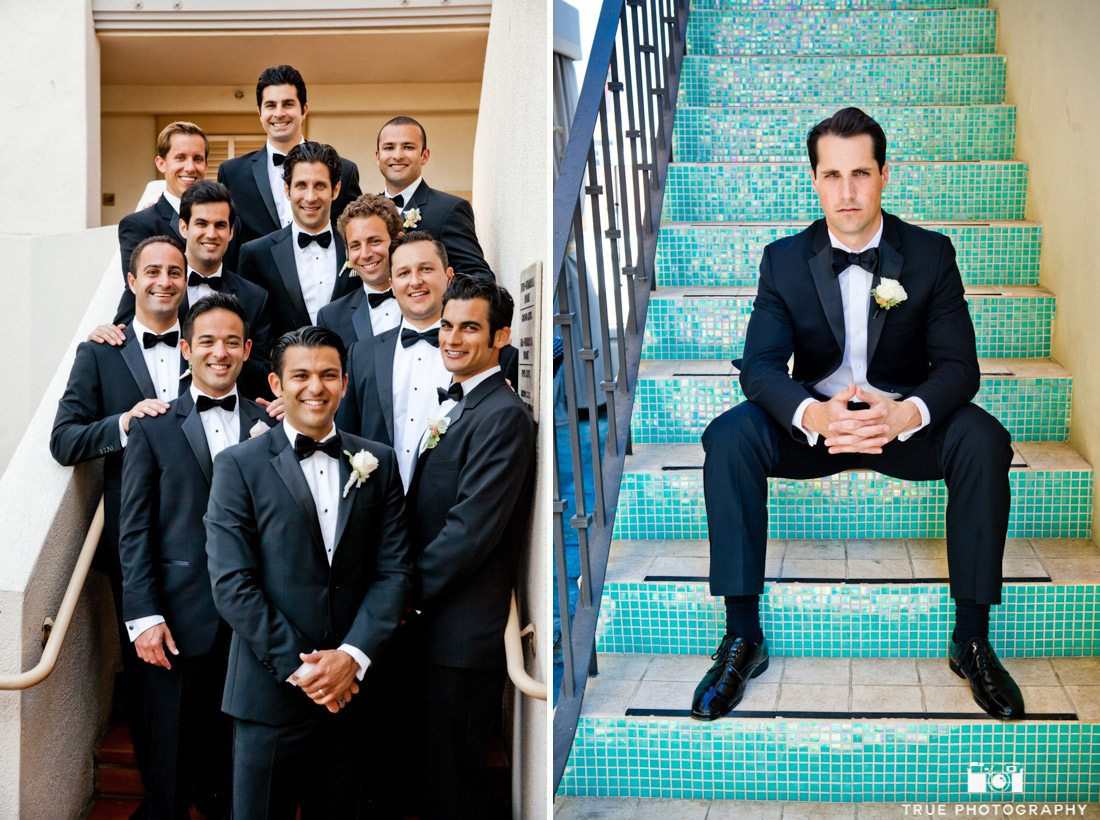 Groom Style Inspiration | Tuxedos and Beyond | Wedding Suits